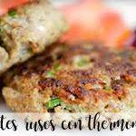 Filetes rusos con thermomix