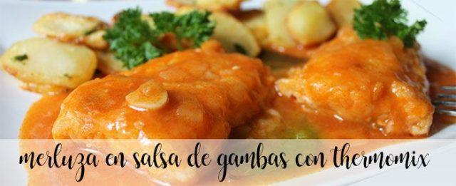 Salsa De Gambas Con Thermomix