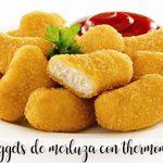 Nuggets de Merluza con Thermomix