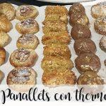 Panallets con thermomix