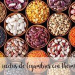 10 recetas de legumbres con thermomix