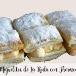 Miguelitos de La Roda con Thermomix