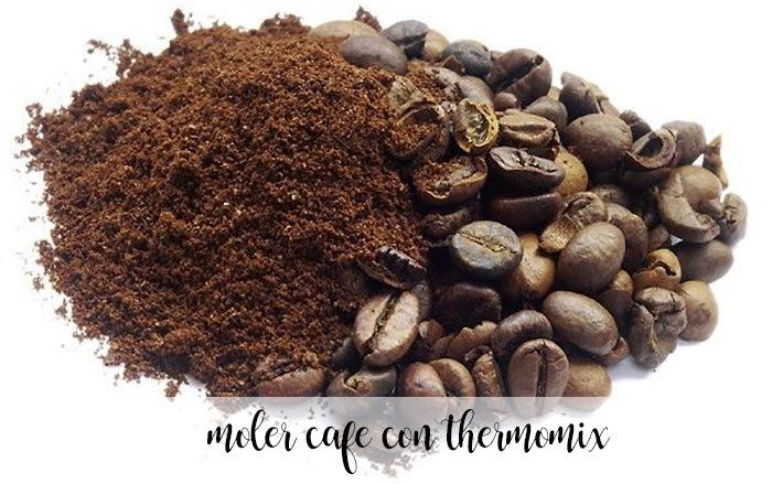 Moler café con Thermomix