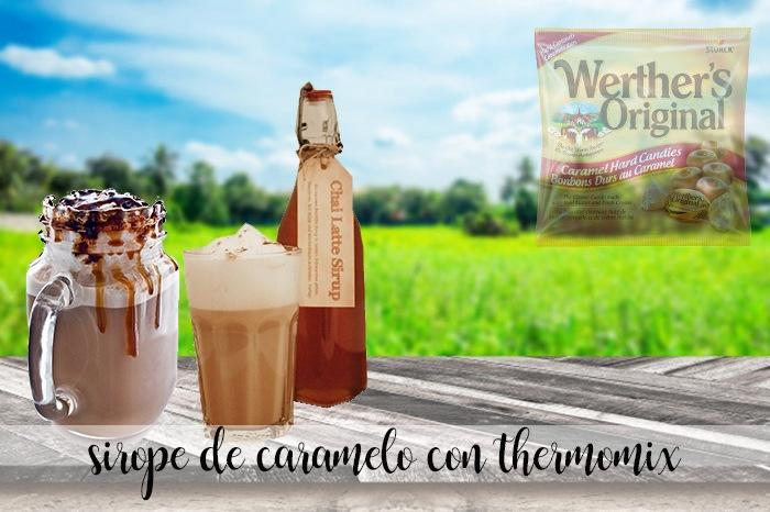 sirope caramelo thermomix