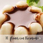 10 flanes con thermomix