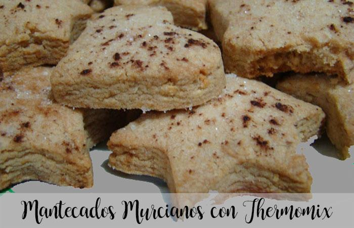 Mantecados Murcianos con Thermomix