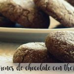 polvorones de chocolate con thermomix