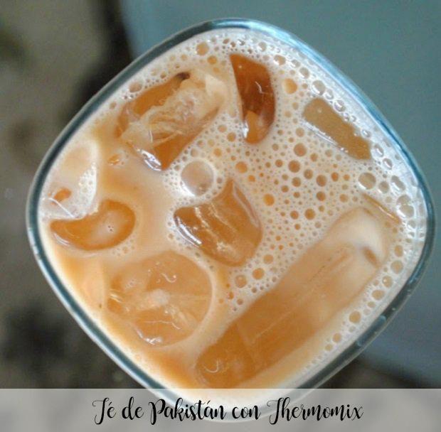 Té de Pakistán con Thermomix