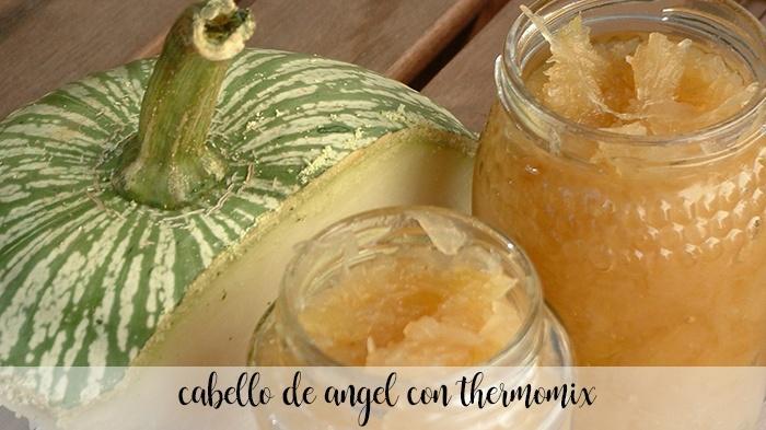 Cabello de Ángel con thermomix