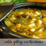 Caldo Gallego con Thermomix
