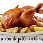 20 recetas de pollo con thermomix