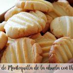 Galletas de Mantequilla de la abuela con thermomix
