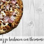 Pizza barbacoa thermomix