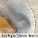 Tarta de queso Coulan con Thermomix