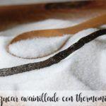 azucar avainillado con thermomix