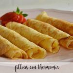 filloas con thermomix