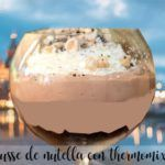Mousse de Nutella con Thermomix