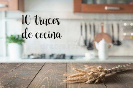 10 Trucos de Cocina