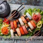 10 recetas de comida japonesa con thermomix