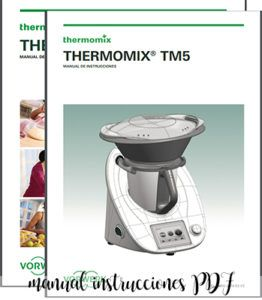 Manual de Instrucciones de Thermomix TM5 – TM31 en PDF