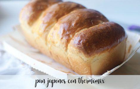 Pan japonés con Thermomix