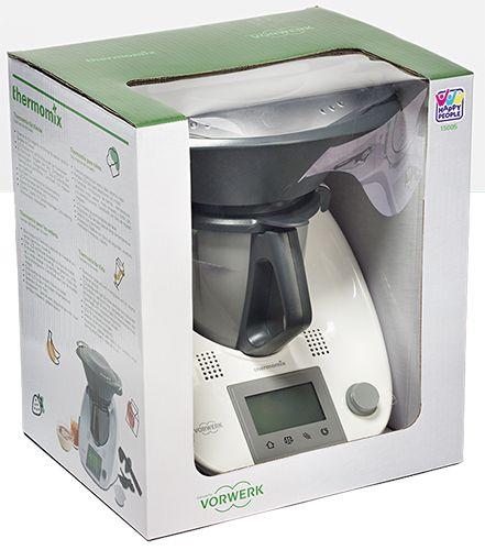 Thermomix Baby – recetas y maquina