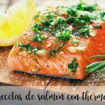 20 recetas de salmon con thermomix
