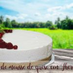 Tarta de mousse de queso con Thermomix