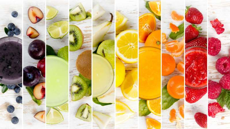 La importancia de los alimentos Antioxidantes en nuestra vida