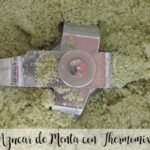 Azucar de Menta con Thermomix