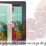 Libro de Recetas con cerezas en PDF ( gratuito )