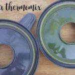 cómo eliminar las manchas de la tapa del Thermomix valido para TM6 TM5 o TM31