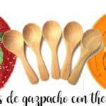 10 recetas de gazpacho con thermomix