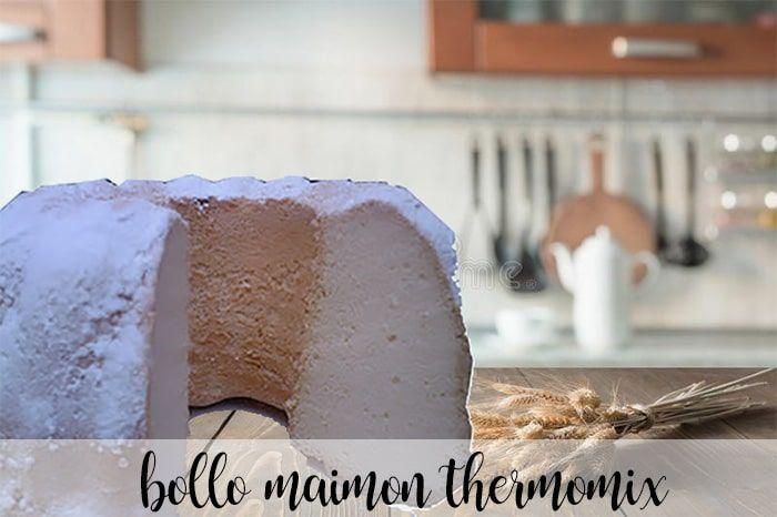 Bollo maimón con Thermomix