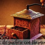 cafe de puchero con thermomix
