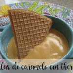 Natillas de caramelo con Thermomix