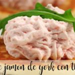 Mousse de Jamon de York con Thermomix