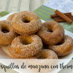 Rosquillas de Manzana con Thermomix