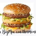 Salsa Big Mac con Thermomix