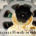 Thermomix error c4 - aceite en motor