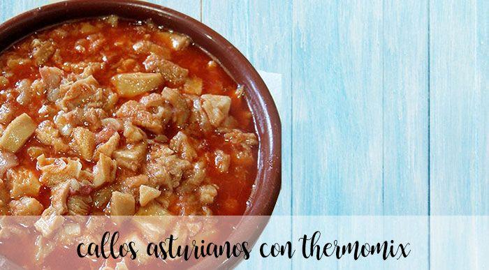 Callos a la asturiana con thermomix