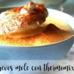 Huevos Mole con thermomix