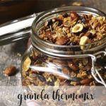 Granola con Thermomix
