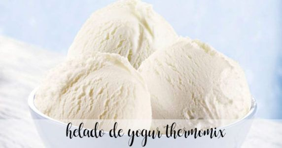 Receta de helado de yogur con Thermomix – Fácil