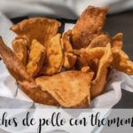 Nachos de pollo con thermomix