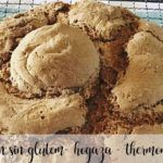 Pan sin gluten, hogaza con thermomix