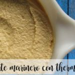 Pate Marinero con Thermomix