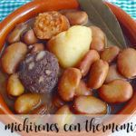 Michirones con Thermomix