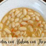 30 recetas con alubias con thermomix