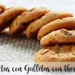 40 recetas con galletas con thermomix